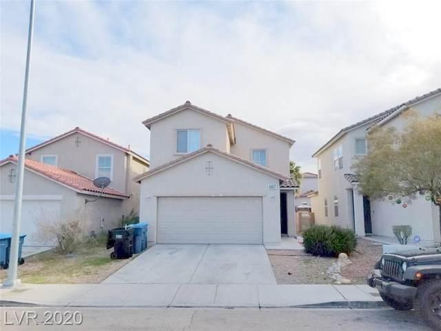 6407 Eldorado Lane, Las Vegas, NV 89139 (MLS #2239882) :: The Perna Group