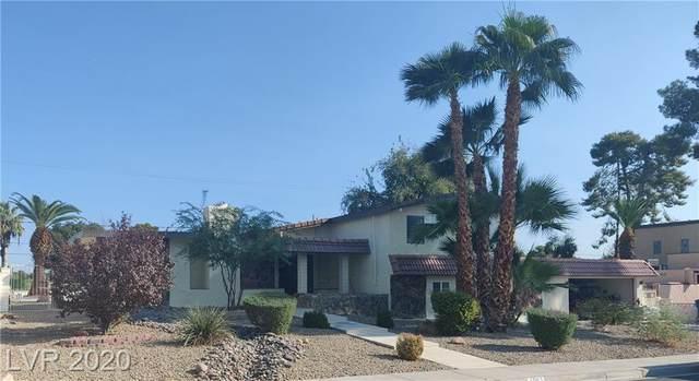 1962 Ottawa Drive, Las Vegas, NV 89169 (MLS #2239884) :: Signature Real Estate Group