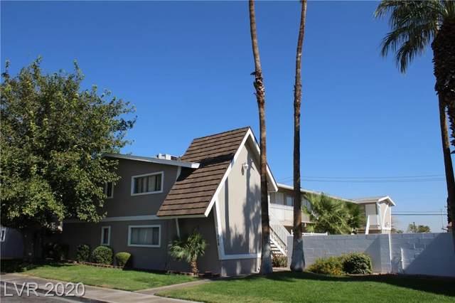 208 Orland Street #14, Las Vegas, NV 89107 (MLS #2239887) :: The Perna Group