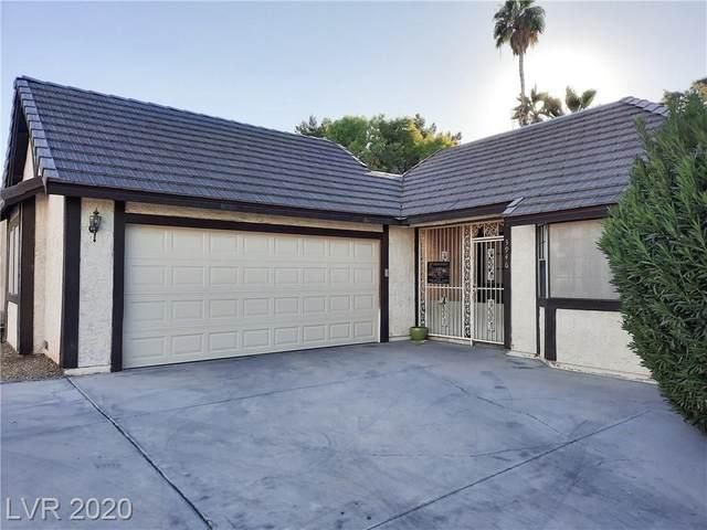 3946 Foxboro Circle, Las Vegas, NV 89121 (MLS #2239891) :: Hebert Group | Realty One Group