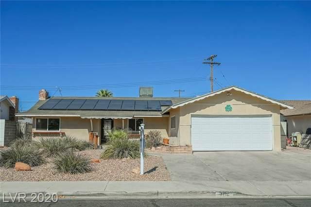 3712 El Portal Avenue, Las Vegas, NV 89102 (MLS #2239898) :: Hebert Group | Realty One Group