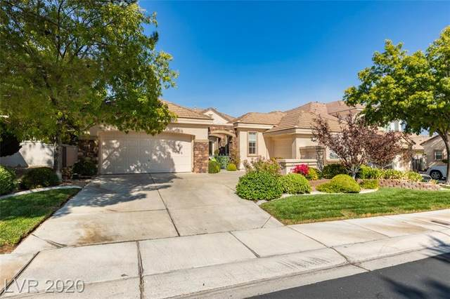 725 Sir James Bridge Way, Las Vegas, NV 89145 (MLS #2239906) :: Hebert Group | Realty One Group
