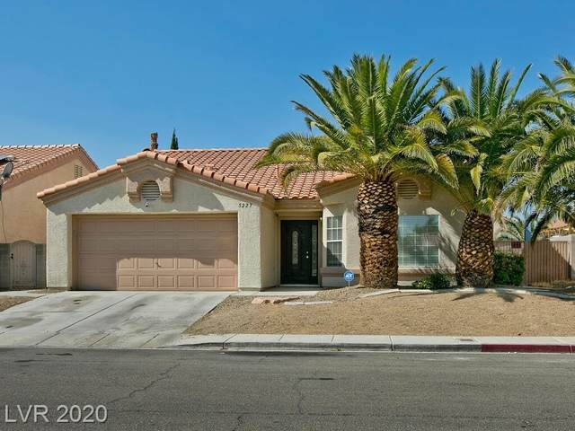 5227 Southern Cypress Court, Las Vegas, NV 89031 (MLS #2239910) :: Billy OKeefe   Berkshire Hathaway HomeServices