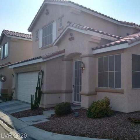983 Clear Diamond Avenue, Las Vegas, NV 89123 (MLS #2239931) :: Hebert Group | Realty One Group