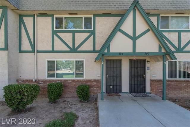 305 Pecos Way, Las Vegas, NV 89121 (MLS #2239945) :: Signature Real Estate Group