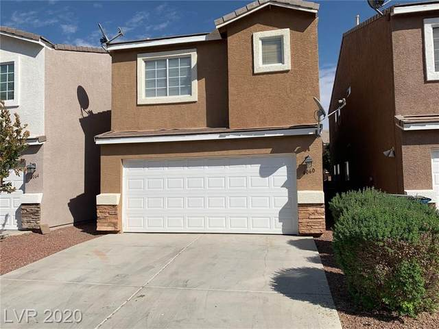 4060 Rocky Beach Drive, Las Vegas, NV 89115 (MLS #2239954) :: Signature Real Estate Group