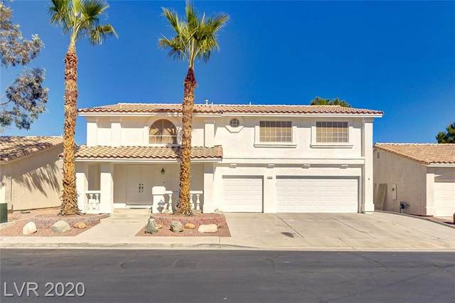 2866 Destino Lane, Henderson, NV 89074 (MLS #2239968) :: Signature Real Estate Group