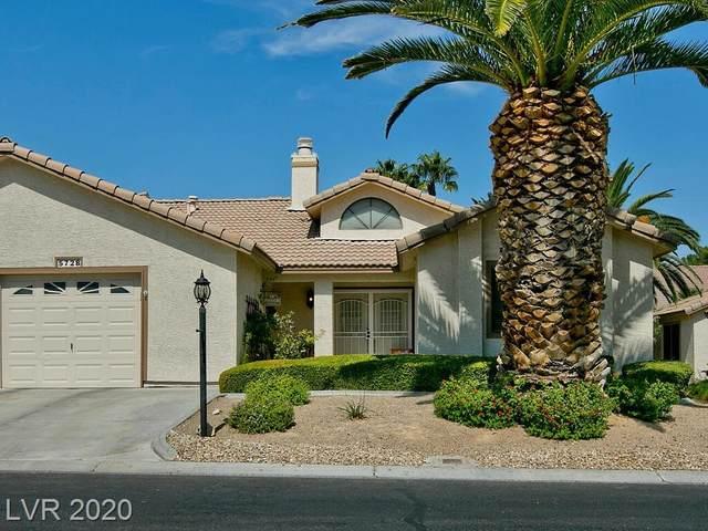 5728 Colwood Lane, Las Vegas, NV 89130 (MLS #2239986) :: The Shear Team