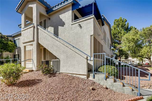 3425 Russell Road #266, Las Vegas, NV 89120 (MLS #2240000) :: The Lindstrom Group