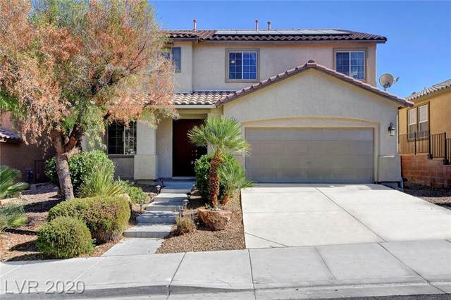 1196 Calvert Street, Henderson, NV 89002 (MLS #2240002) :: Signature Real Estate Group
