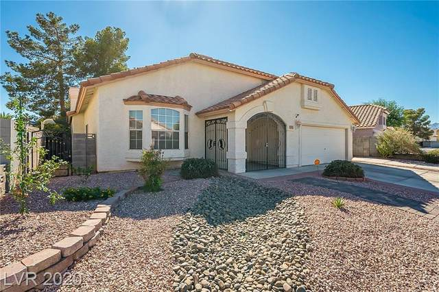 4333 Bob White Drive, North Las Vegas, NV 89032 (MLS #2240015) :: The Lindstrom Group
