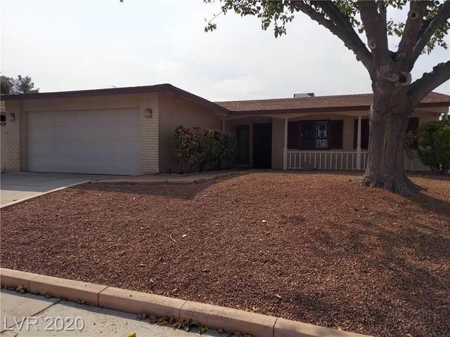 4221 Rimcrest Road, Las Vegas, NV 89121 (MLS #2240021) :: Hebert Group | Realty One Group