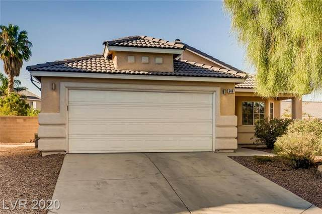 546 Wing Gull Court, North Las Vegas, NV 89032 (MLS #2240022) :: Signature Real Estate Group