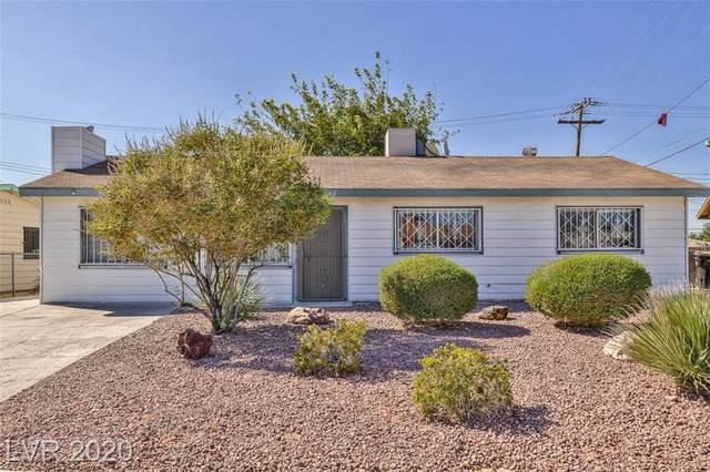 2825 Caney Street, North Las Vegas, NV 89030 (MLS #2240029) :: Hebert Group | Realty One Group