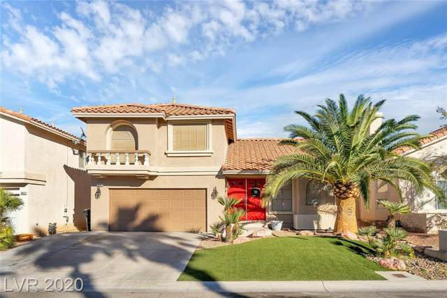 9862 Silver Chimes Court, Las Vegas, NV 89183 (MLS #2240045) :: Hebert Group | Realty One Group