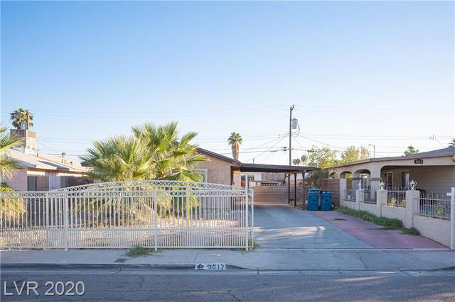 3617 Lillis Avenue, North Las Vegas, NV 89030 (MLS #2240049) :: Helen Riley Group | Simply Vegas