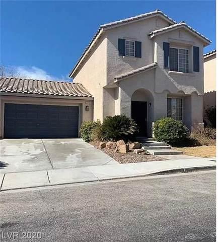 2713 Good Fellows Street, Las Vegas, NV 89135 (MLS #2240059) :: Billy OKeefe | Berkshire Hathaway HomeServices