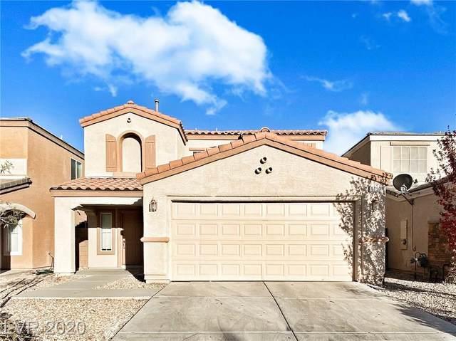 8850 Stallings Street, Las Vegas, NV 89148 (MLS #2240093) :: The Lindstrom Group