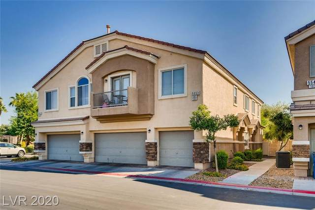 5553 High Wager Way #102, Las Vegas, NV 89122 (MLS #2240094) :: The Lindstrom Group