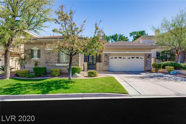500 Proud Eagle Lane, Las Vegas, NV 89144 (MLS #2240097) :: The Perna Group