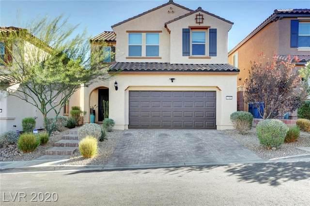 7785 Sunflower Falls Court, Las Vegas, NV 89179 (MLS #2240104) :: The Lindstrom Group