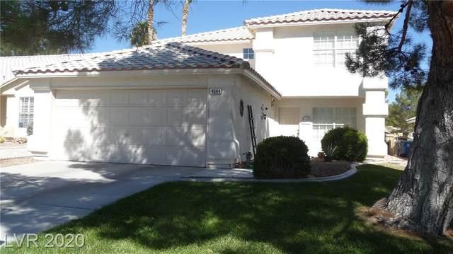 4944 Cedar Lawn Way, Las Vegas, NV 89130 (MLS #2240106) :: Billy OKeefe   Berkshire Hathaway HomeServices
