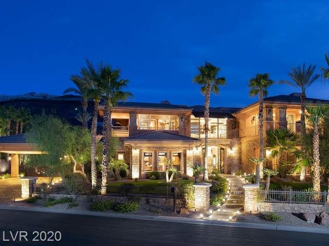 604 St. Croix Street, Henderson, NV 89012 (MLS #2240112) :: Signature Real Estate Group