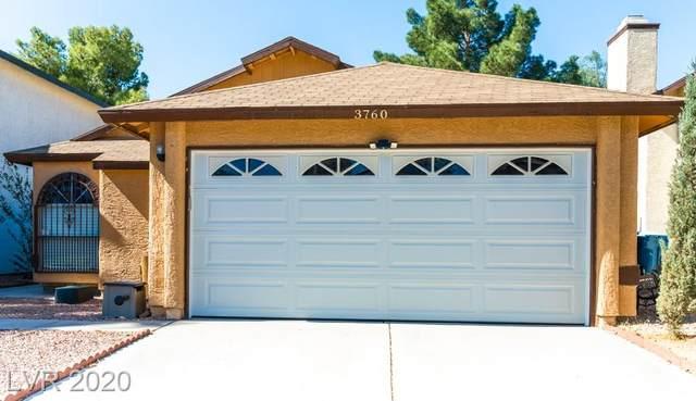 3760 Broadriver Drive, Las Vegas, NV 89108 (MLS #2240119) :: Hebert Group | Realty One Group