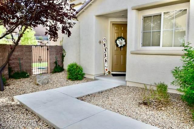 1363 Grass Creek Avenue #2, Henderson, NV 89012 (MLS #2240121) :: Signature Real Estate Group