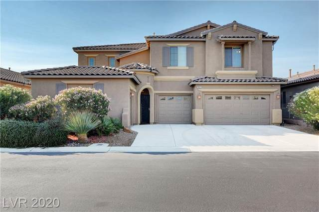 9953 Artistic Walk Avenue, Las Vegas, NV 89149 (MLS #2240123) :: The Shear Team