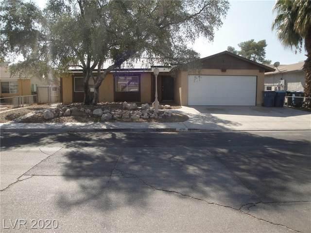 4121 Patterson Avenue, Las Vegas, NV 89104 (MLS #2240127) :: Hebert Group | Realty One Group
