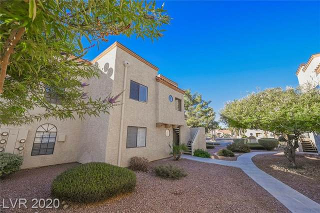 2964 Juniper Hills Boulevard #204, Las Vegas, NV 89142 (MLS #2240149) :: The Perna Group