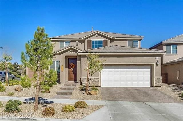 9390 Dorrell Lane, Las Vegas, NV 89149 (MLS #2240161) :: Hebert Group | Realty One Group