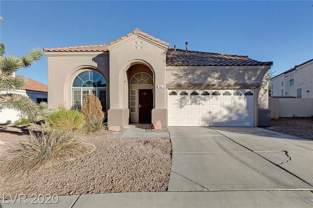 46 Desert Rain Lane, Henderson, NV 89074 (MLS #2240170) :: Hebert Group | Realty One Group