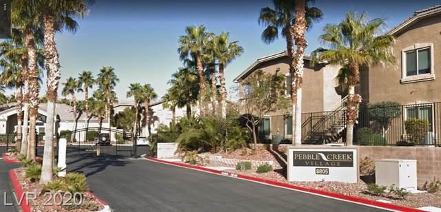 8805 Jeffreys Street #1025, Las Vegas, NV 89123 (MLS #2240175) :: The Shear Team