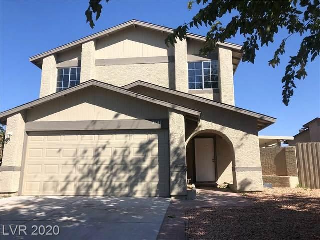3741 Colfax Circle, Las Vegas, NV 89108 (MLS #2240182) :: Hebert Group | Realty One Group