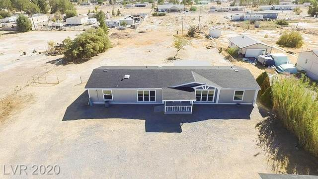 3171 Adkisson Street, Pahrump, NV 89060 (MLS #2240188) :: Hebert Group | Realty One Group