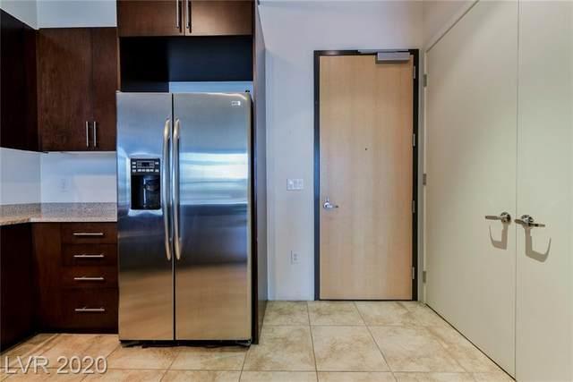 353 Bonneville Avenue #343, Las Vegas, NV 89101 (MLS #2240195) :: Signature Real Estate Group