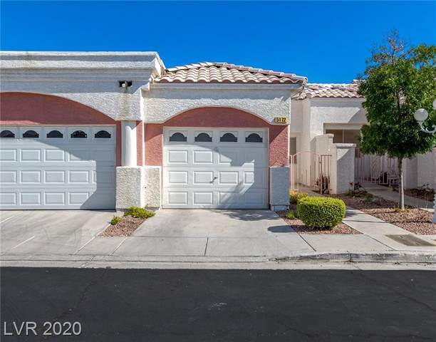 5172 Briar Meadow Way, Las Vegas, NV 89118 (MLS #2240201) :: Hebert Group | Realty One Group