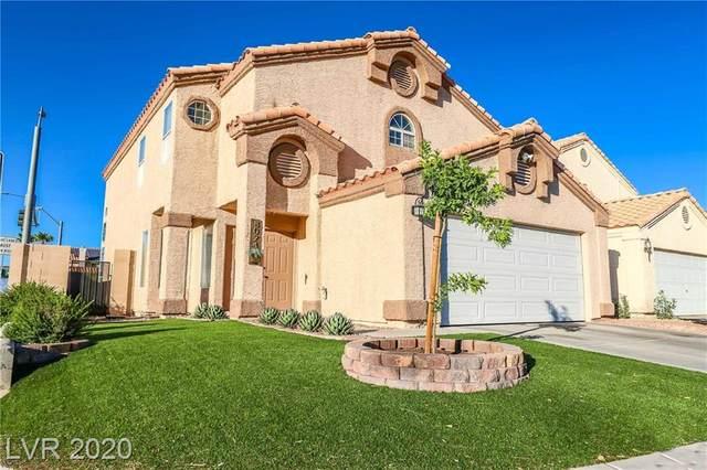 8024 Mt Royal Court, Las Vegas, NV 89145 (MLS #2240210) :: Hebert Group | Realty One Group
