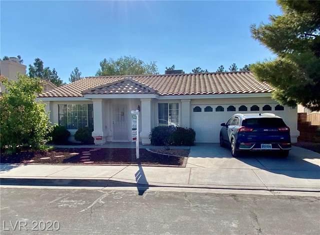 905 Derringer Lane, Henderson, NV 89014 (MLS #2240232) :: Billy OKeefe | Berkshire Hathaway HomeServices