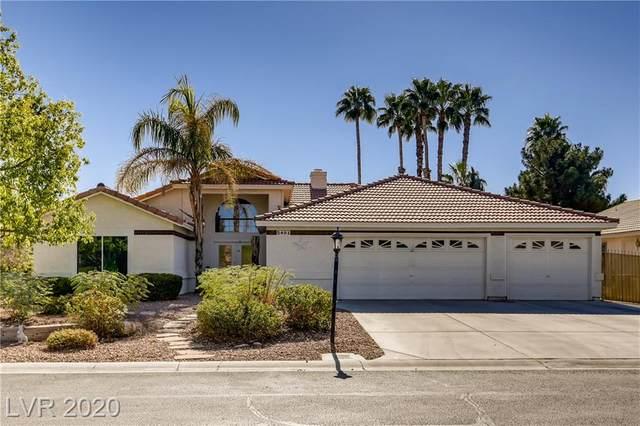 5401 Langston Circle, Las Vegas, NV 89130 (MLS #2240238) :: The Perna Group