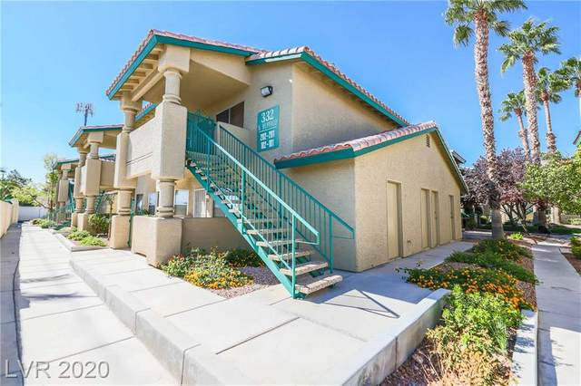 332 Buffalo Drive #101, Las Vegas, NV 89145 (MLS #2240274) :: The Lindstrom Group