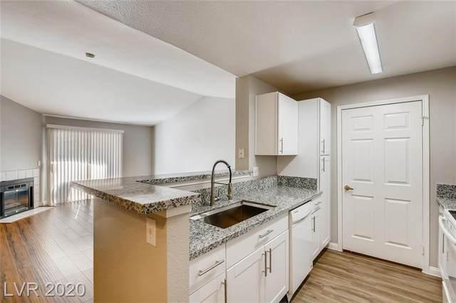 231 Horizon Ridge Parkway #1327, Henderson, NV 89012 (MLS #2240294) :: Signature Real Estate Group