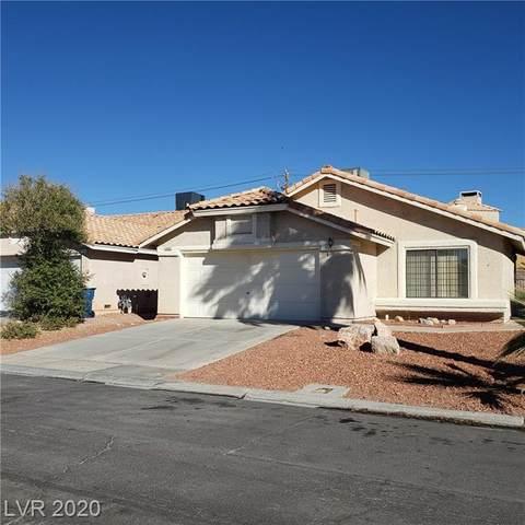 1452 Finale Lane, Las Vegas, NV 89119 (MLS #2240298) :: Billy OKeefe | Berkshire Hathaway HomeServices