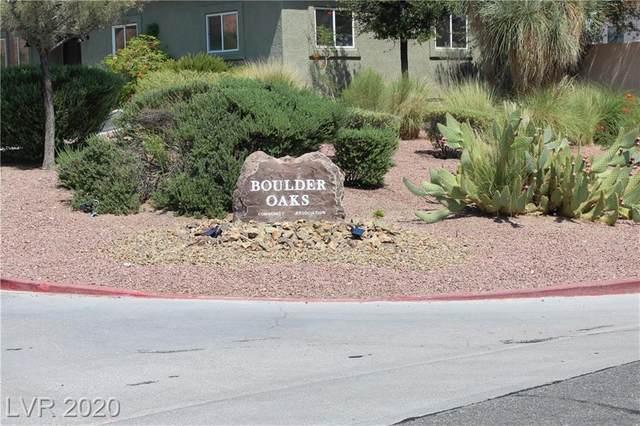 809 Robin Way, Boulder City, NV 89005 (MLS #2240313) :: The Lindstrom Group