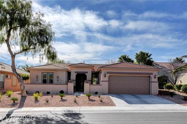 10287 Donde Avenue, Las Vegas, NV 89135 (MLS #2240316) :: Hebert Group | Realty One Group