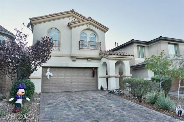 7631 Gatsby House Street, Las Vegas, NV 89166 (MLS #2240324) :: The Lindstrom Group