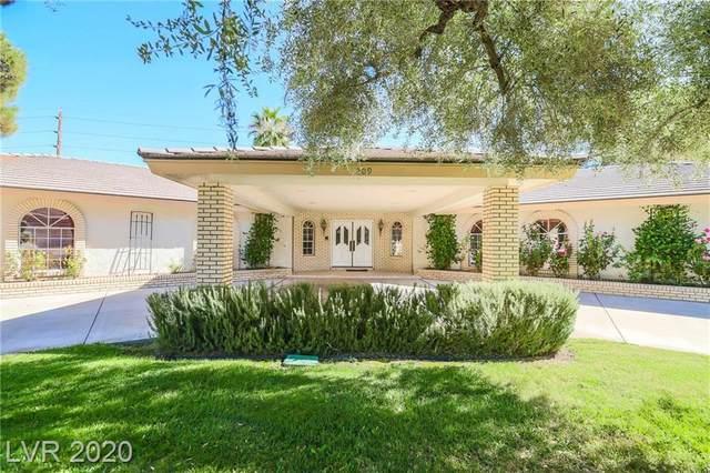 209 Dalmatian Lane, Las Vegas, NV 89107 (MLS #2240330) :: Hebert Group | Realty One Group