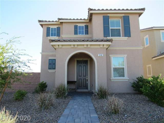 3149 Dromara Way, Henderson, NV 89044 (MLS #2240333) :: The Lindstrom Group